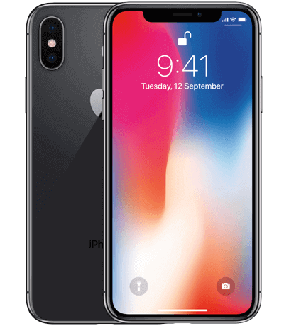 Iphone X 256 GB Space Gray